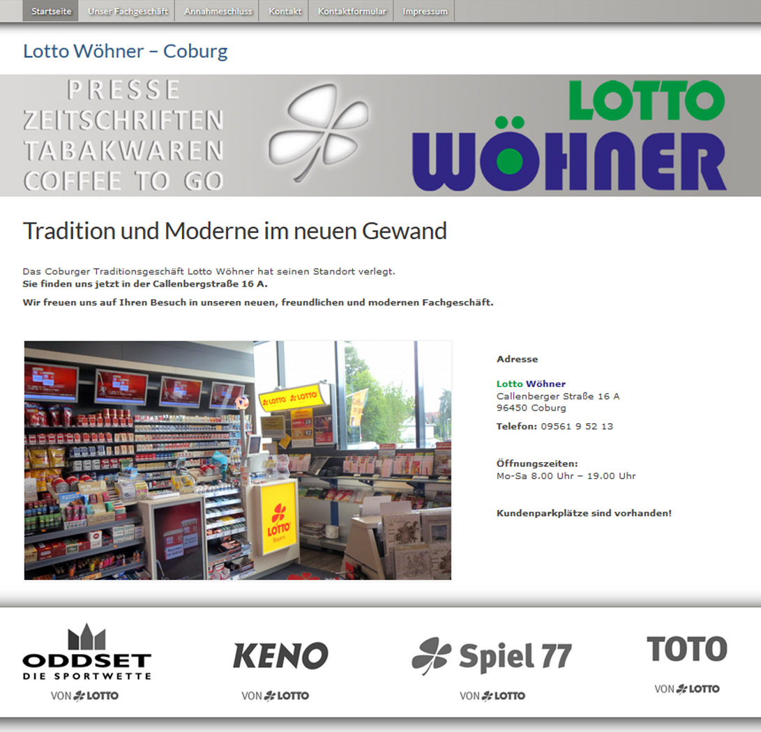 Lotto Wöhner made by kindshuber